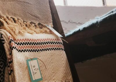 BVA Mercantile at Electric Co. Market - featuring home decor, rustic furniture and boho blankets